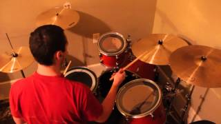 Awesome God (Instrumental) - Drum Cover (Dream Ignition)