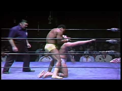 Tony Atlas vs Gino Hernandez (February 15, 1980)