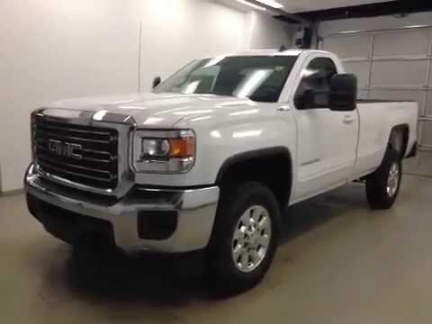 2015 gmc sierra 2500hd 4wd reg cab 133 6 sle youtube. Black Bedroom Furniture Sets. Home Design Ideas