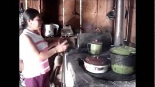 Estufas ahorradoras de leña en Zongolic...
