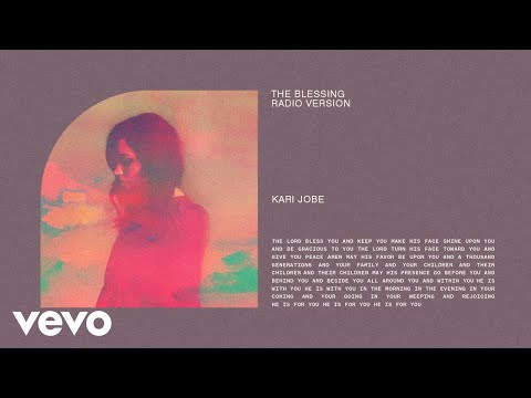 Kari Jobe - The Blessing (Radio Version/Audio) ft. Cody Carnes