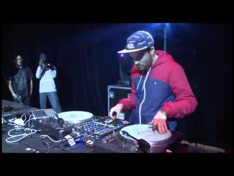 DJ Skillz France Technical Category Finals Set 2 IDA 2015