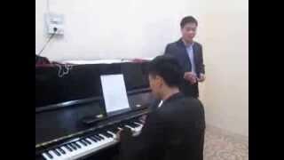 BẾN CẢNG QUÊ HƯƠNG TÔI (HỮU TOÀN, PIANO TRỌNG THÀNH)
