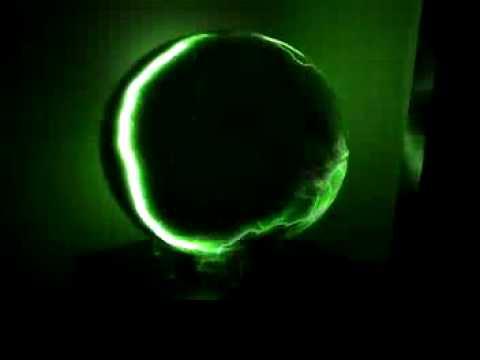 Phantom Dynamics Crackle Globe Lighting Globe Display