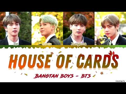 BTS - 'House of Cards' (Full Length Edition) Lyrics [Color Coded Han_Rom_Eng]