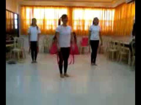 mandarin dance..