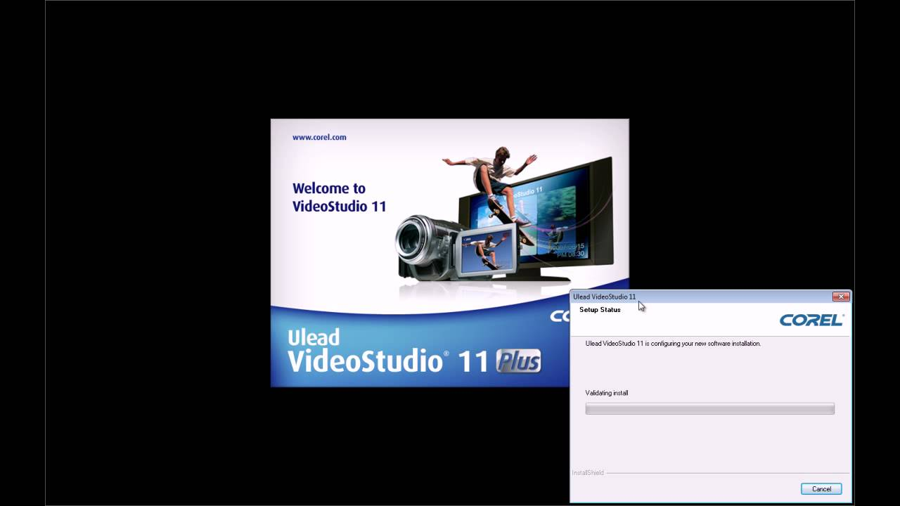 ulead video studio 11 in italiano