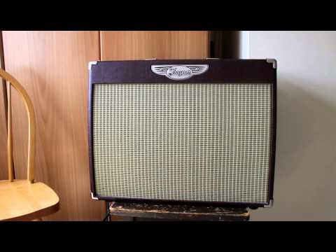 My Traynor YCV40 tube amp - YouTube