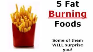 5 Fat Burning Foods