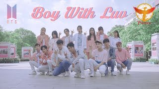 [4K - KPOP IN PUBLIC] BTS - Boy With Luv feat. Halsey' Dance Cover by The Phoenix