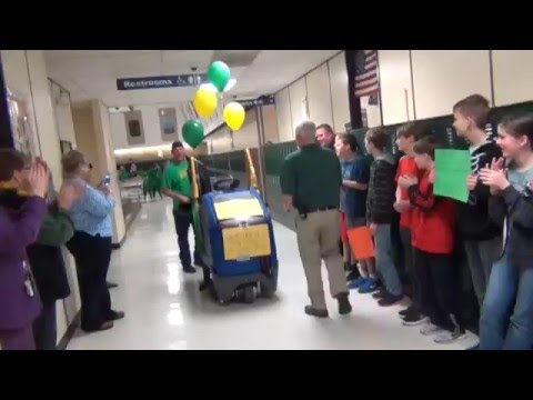 French Middle School Retirerment