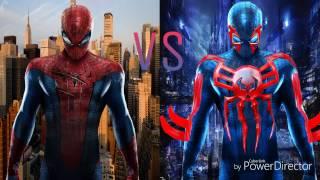 Человек паук VS Человек паук 2099.Битва Титанов[5 серия]