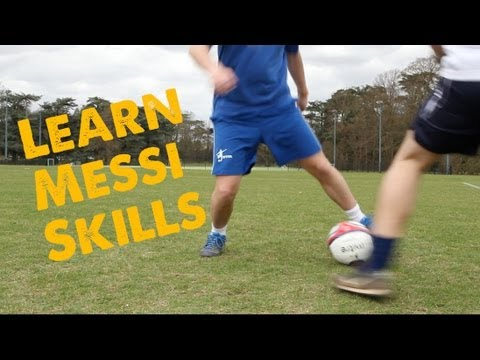 Top 5 Easy Football Skills To Learn Tutorial - Dailymotion