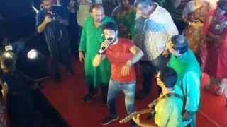 Prasenjit Chatterjee at Diamond Plaza mall || kishor kumar junior promotion ||