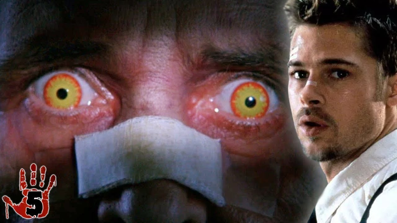 Top 5 Scariest Horror Movies From The 90s