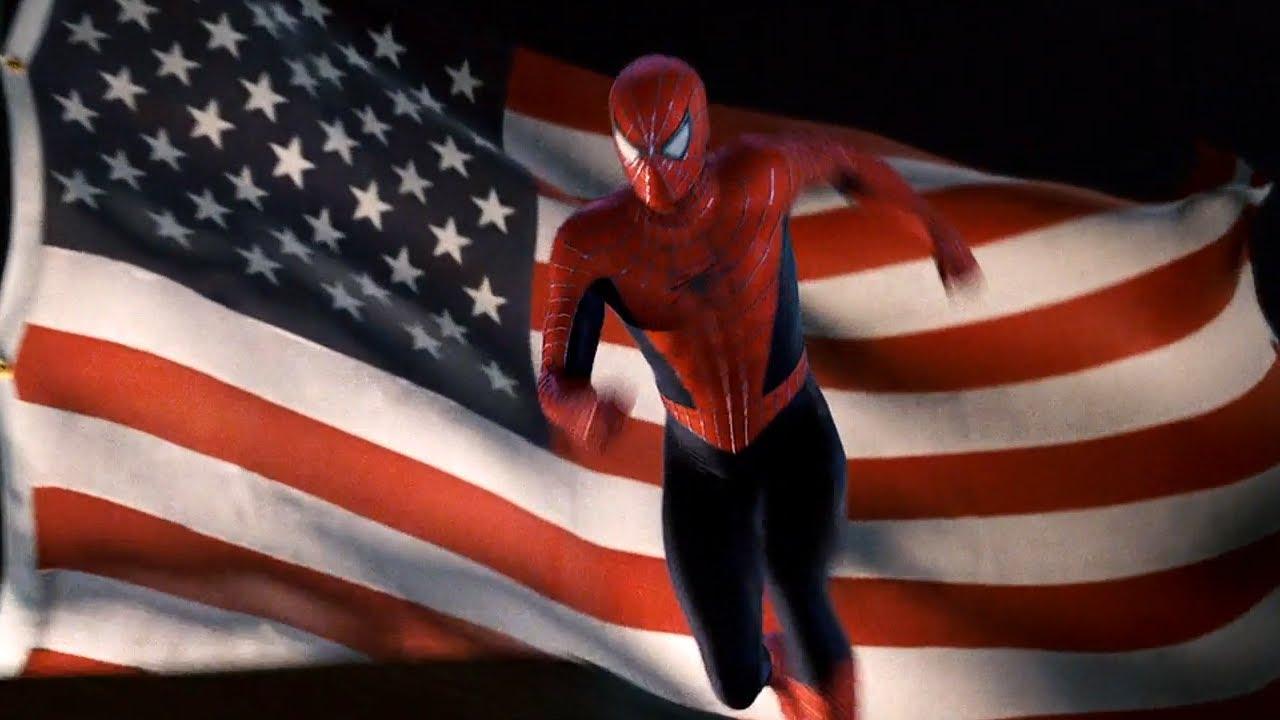 Эпичное появление Человека Паука. Человек Паук 3 - YouTube