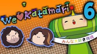 We Love Katamari: Flame On! - PART 6 - Game Grumps