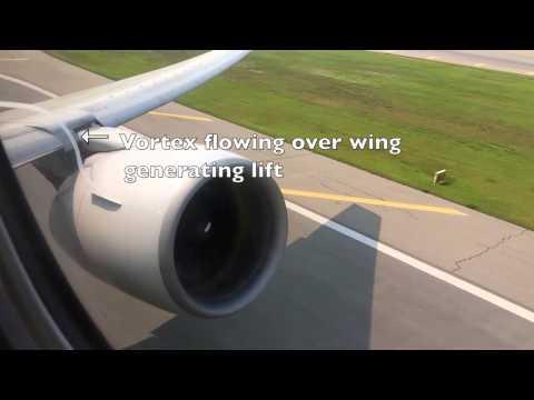 Boeing 777 Engine Nacelle Strakes