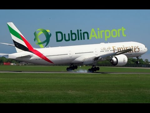 Spotting at Dublin Airport | 1st June 2016