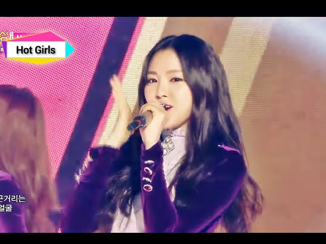 [HOT] Apink - Mr. Chu, 에이핑크 - 미스터 츄, Show Music core 20141227