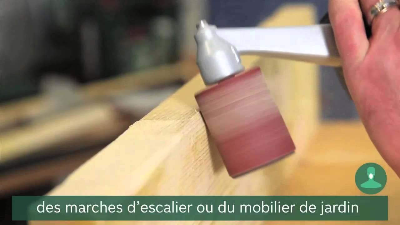 [TUTO] Comment Poncer Toutes Vos Surfaces Sans Changer Du0027outil - YouTube