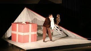 Spektakl 'Skąd Mikołaj wie?'