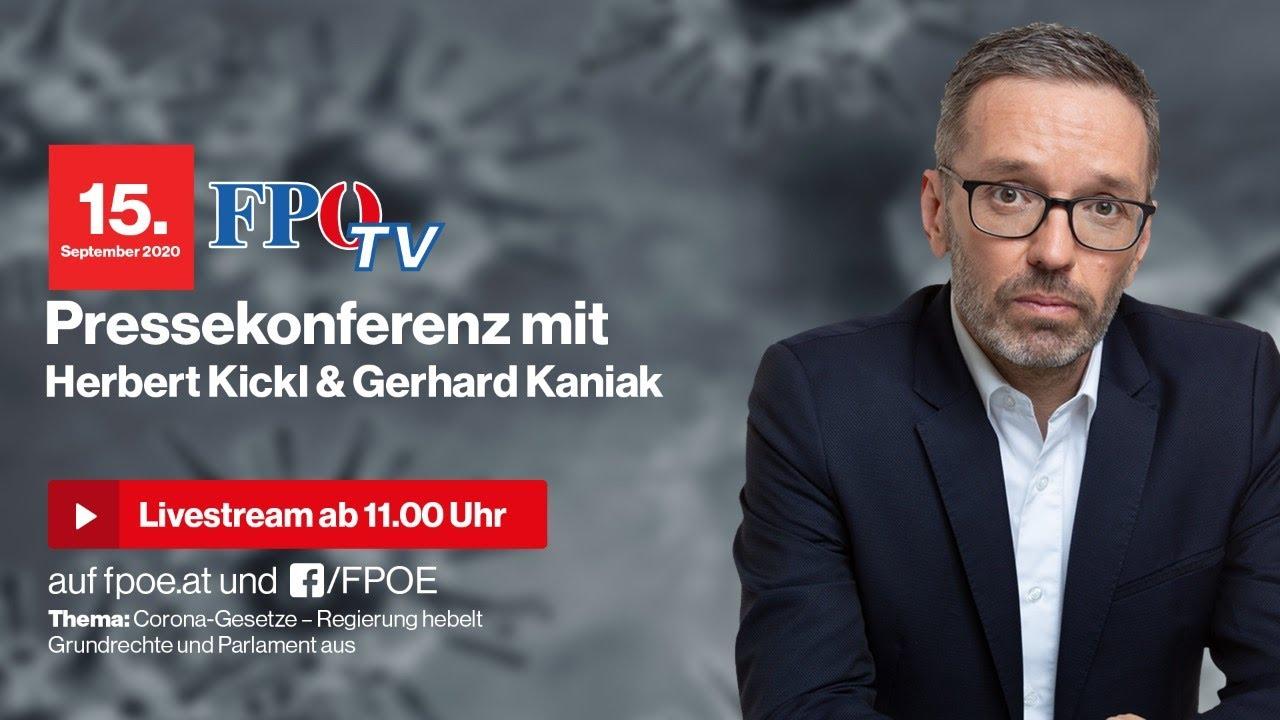 """""""Regierung hebelt Grundrechte und Parlament aus"""""""