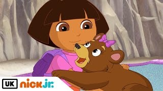 Dora the Explorer | Sleepy Bear | Nick Jr. UK