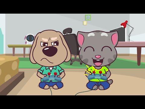 Говорящий Том: Герои — Сердитый герой (28-я серия)