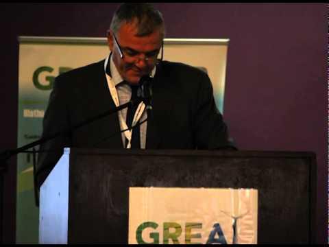 Steve Ó Cúláin, CEO Údarás na Gaeltachta