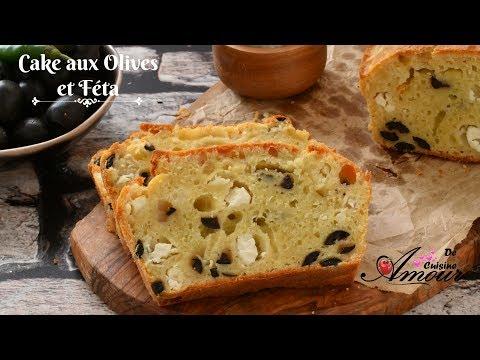 cake-salé-aux-olives-et-féta,-entrée-simple-et-facile:-recette-amour-de-cuisine