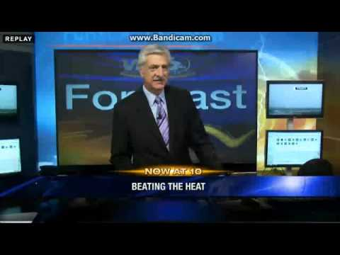 WAGT-DT2 (WJBF) News Channel 6 at 10 on The CW Augusta Open 8/6/2015