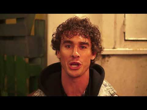 New video interview with Rob Damiani from Don Broco for 2018 album Technology
