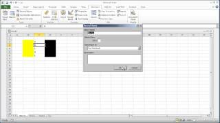 VBA Programming for Excel 2010 - V2.01 - Understanding Modules