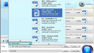 QCP Converter - How to convert QCP audio files to MP3, WAV on Windows and Mac?
