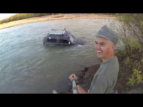 "Autostopem na Kołymę - ""Amfibia"" (odc. 41) Russian fails Compilation."