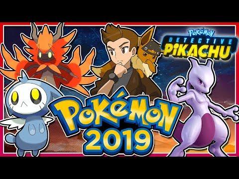 Pokémon 2019 - My Hopes & Predictions!