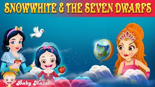 Snow White & The Seven Dwarf Full Movie In English By Baby Hazel | English Fairy Tales & Stories