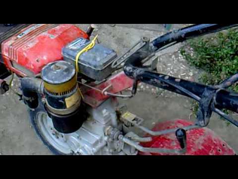 Ruggito del motozappa o 39 motazzapp youtube for Motozappa youtube