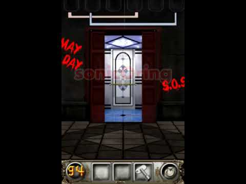 The Floor Escape Reloaded Level 91 100 Walkthrough Youtube