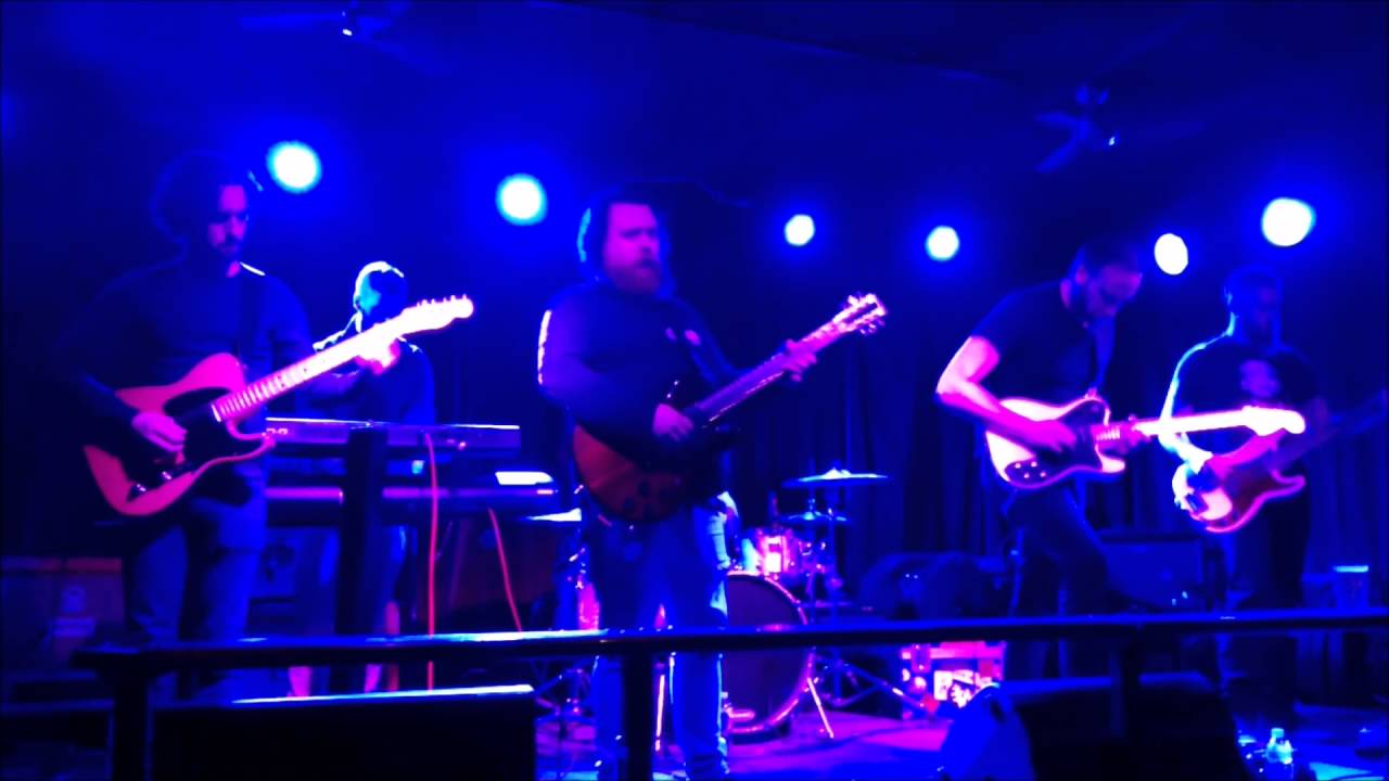 The Basement Canberra Part - 24: We Lost The Sea - A Gallant Gentleman [Live At The Basement, Canberra  24.06.16]
