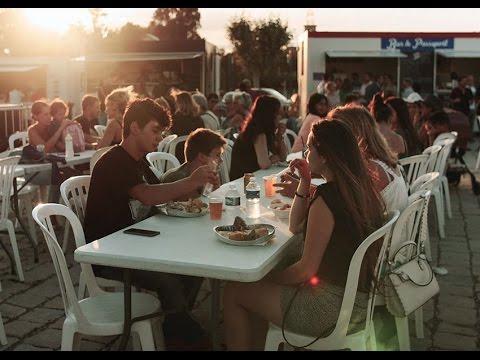 Première communion des soirées du port côté docks avec le public