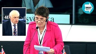 It's the EU with blood on its hands! - Brexit Party MEP Claire Fox