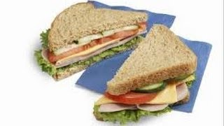 Jumbo Party Sandwich - Sandwich Recipes