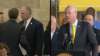 Budget standoff over which tax to hike continues in Trenton