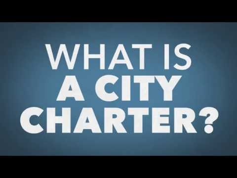 City Charter for Edmonton