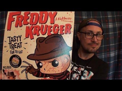 Brad Tries Freddy Krueger Cereal