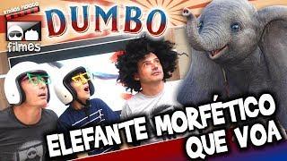 🎬 Dumbo o Elefante Morfético que Voa - Irmãos Piologo Filmes