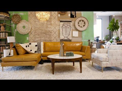 Anthropologie Design Center Tour | House Beautiful