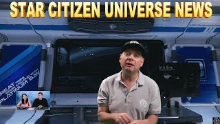 Star Citizen Universe News 22nd May